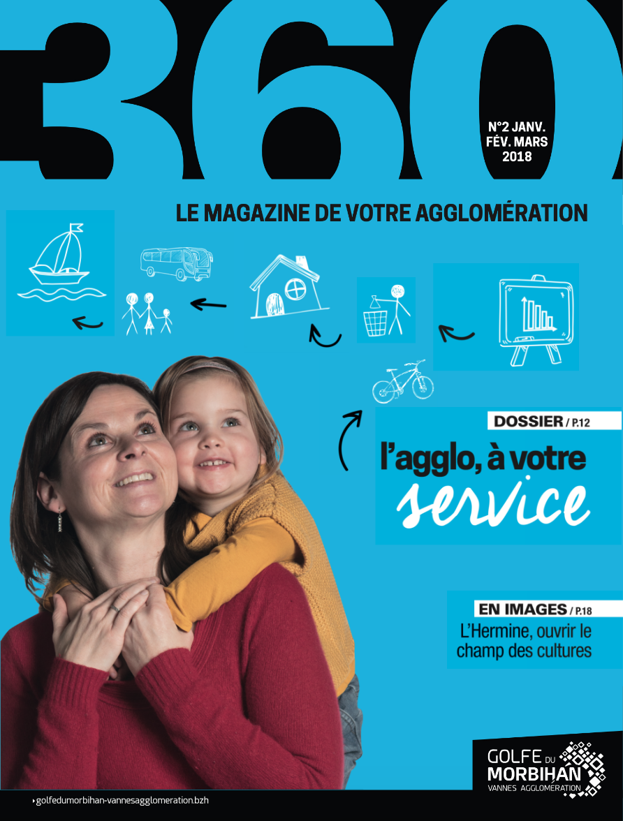 Couverture magazine N°02