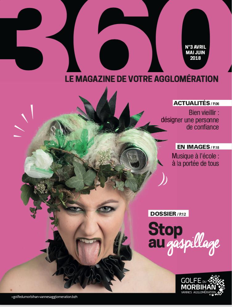Couverture magazine N°03