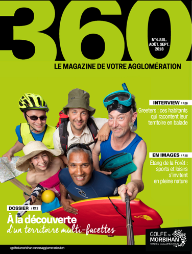 Couverture magazine N°04