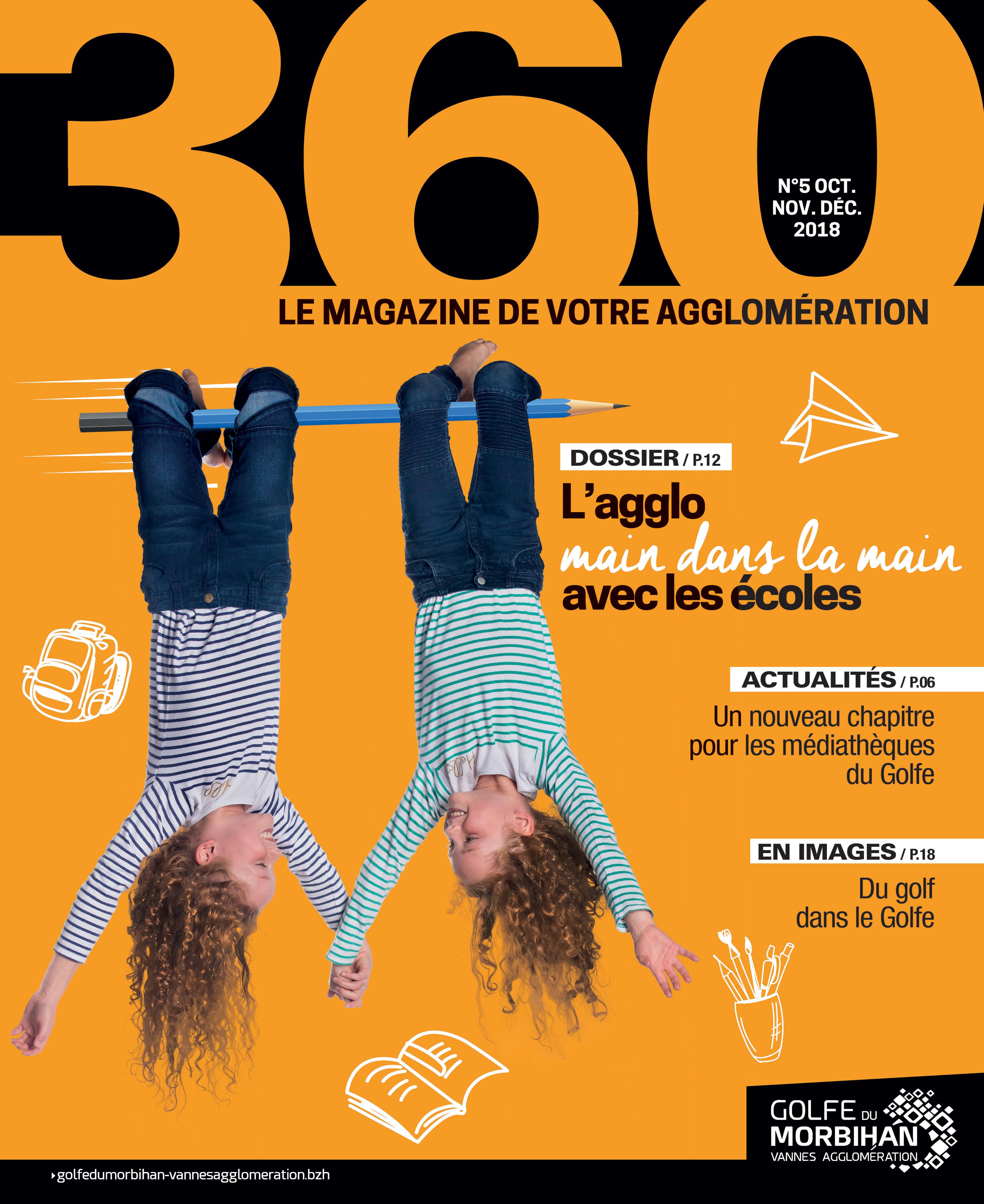 Couverture magazine N°05